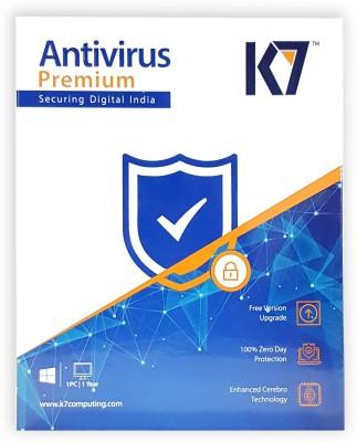 K7 Antivirus Premium Version 1pc 1 Year