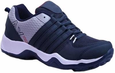 Chevit Running Shoes For Men(Blue, White)