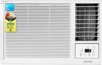 Image of Voltas 1.5 Ton Hot and Cold Window AC which is one of the best air conditioners under 30000