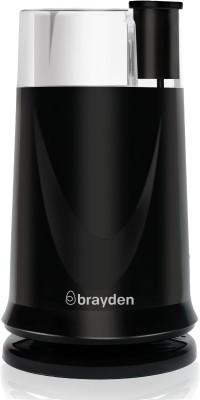 Brayden Masala Spizo 150 W Mixer Grinder(Black, 1 Jar)