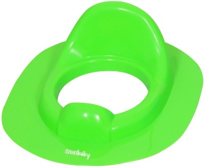 Sunbaby Potty Trainer Potty Seat Green