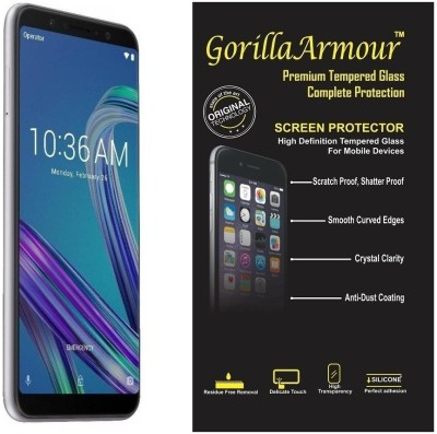 Gorilla Armour Impossible Screen Guard for Asus Zenfone Max Pro M1(Pack of 1)