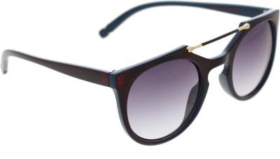 Vast Wayfarer Sunglasses(Red)