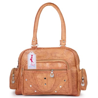 Ritupal Collection Women Tan Hand held Bag