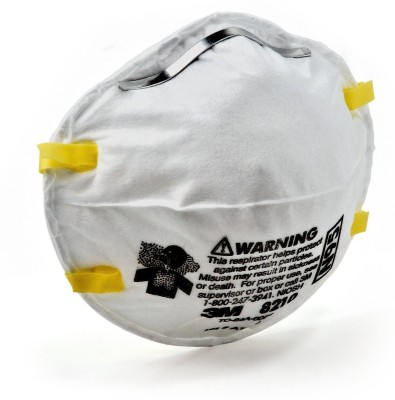 3M N95 Particulate Respirator Respiratory Exerciser(Pack of 5)