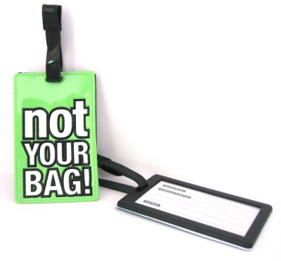 Champs LUGGAGE TAG CZYP06035 Luggage Tag(Multicolor)