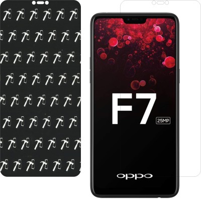 IndiForce Screen Guard for OPPO F7(Pack of 1)