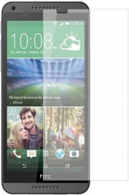 Ultra Clear Tempered Glass Guard for HTC Desire 728(Pack of 1)