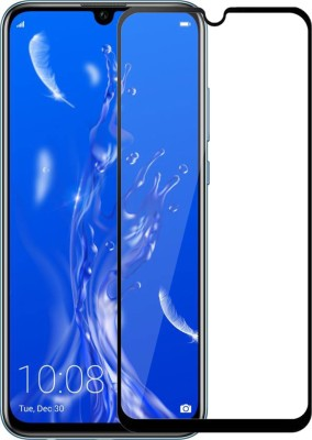 BlackBug Tempered Glass Guard for Honor 10 Lite (Black) Screen Protector,Screen Guard,(Clear HD) 0.3mm, 2.5D(Pack of 1)