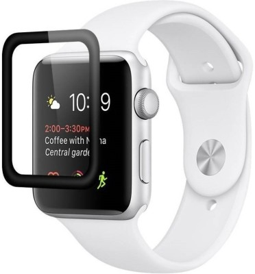 Blue Labs Tempered Glass Guard for Apple Watch 42 mm(Pack of 1)