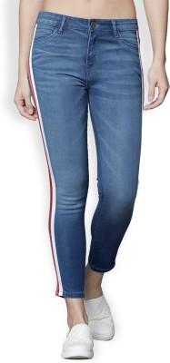 Tokyo Talkies Super Skinny Women Blue Jeans at flipkart