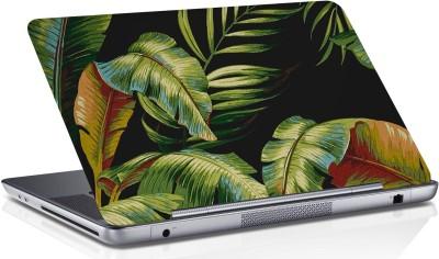 RADANYA Leaf Skin Vinyl Laptop Decal 15.6