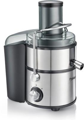 Prestige Centrifugal Juicer PCJ 8.0 800 Juicer(Silver)