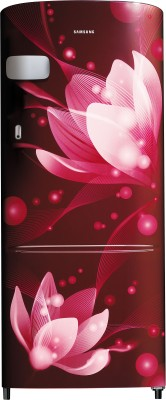 Image of Samsung 192 L Direct Cool Single Door Refrigerator which is best refrigerator under 50000