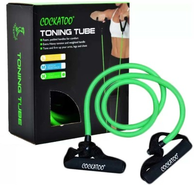 COCKATOO Exercise Toning Tube  Hard  Resistance Tube