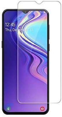 Power Tempered Glass Guard for Samsung Galaxy M10(Pack of 1)