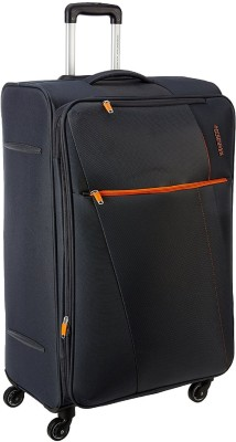 American Tourister Michigan SP79CM TSA Expandable  Check-in Luggage - 31 inch(Grey) at flipkart