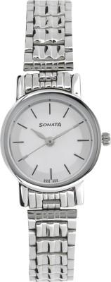 SONATA 8976SM01J Analog Watch - For Women