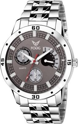 Fogg 12002-GR-CK NEW TAG PRICE Modish Analog Watch  - For Men