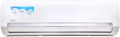 Midea 1.5 Ton 3 Star Inverter AC  - White(18K 3 Star Santis Pro DLX Inverter R410a (MI002) / 18K 3 Star Inverter R410A ODU (MI002), Copper Condenser)