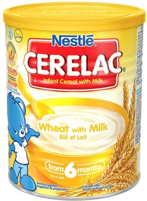 Nestle Cerel Rice With Milk Imported Cereal(400 g, Pre-term)