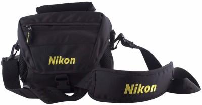 NIKON CAMERA BAG Camera Bag(Black)