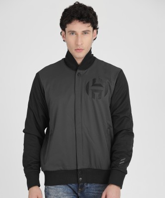 ADIDAS Full Sleeve Colorblock Men Jacket at flipkart