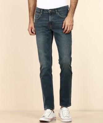 Lee Slim Men Blue Jeans at flipkart
