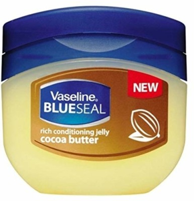 Vaseline Blueseal Cocoa Butter Rich Conditioning Jelly (Imported)(100 ml)