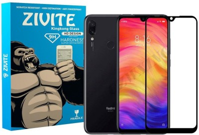 ZIVITE Edge To Edge Tempered Glass for Mi Redmi Note 7, Mi Redmi Note 7 Pro, Mi Redmi Note 7S(Pack of 1)