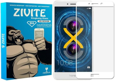 ZIVITE Edge To Edge Tempered Glass for Honor 6X(Pack of 1)