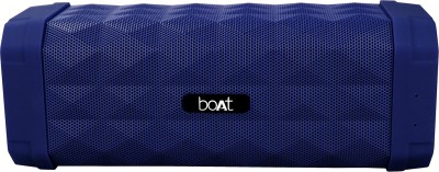 boAt Stone 650 10 W Bluetooth Speaker(Navy Blue, Stereo Channel)
