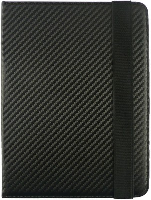 Emartbuy Wallet Case Cover for Dell Venue 7 (2014) 3G(Multi Butterfly, Charging Case)