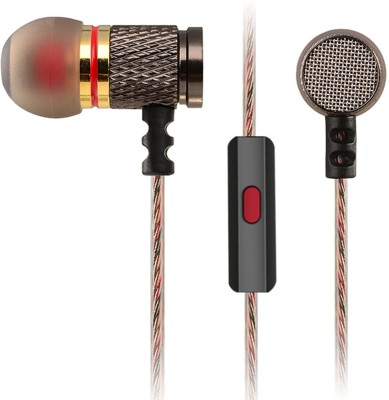 boAt BassHeads 142 (Without Carrying Case) Wired Headset(Multicolor, In the Ear)