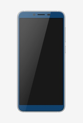 Coolpad Mega 5 (crystal blue, 32 GB)(3 GB RAM)