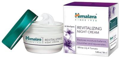 Himalaya Revitalizing Night Cream(50 ml)