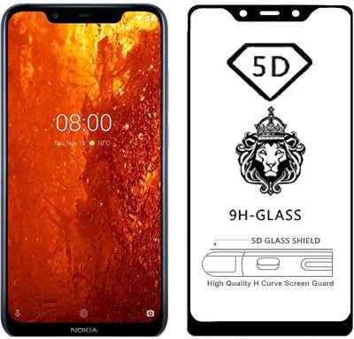 CEDO XPRO Edge To Edge Tempered Glass for Nokia 8.1(Pack of 1)