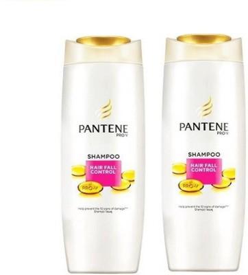 pantene Hair Fall Control Shampoo 180ml pack of 2(360 ml)