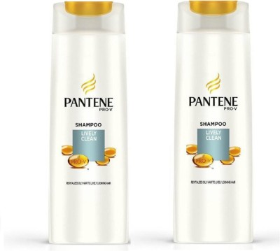 pantene Silky Smooth Care Shampoo 200 ml pack of 2(400 ml)