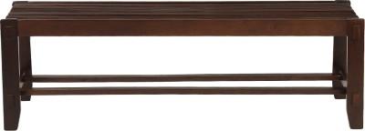 Woodness Laurel Solid Wood 2 Seater(Finish Color - Wenge)