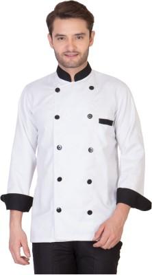Dress.com Cotton Blend Solid Coat