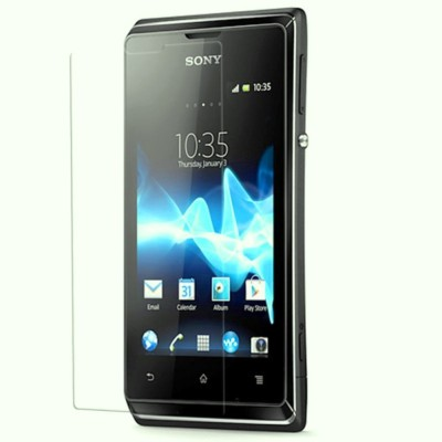 Ultra Clear Tempered Glass Guard for Sony Xperia E(Pack of 1)