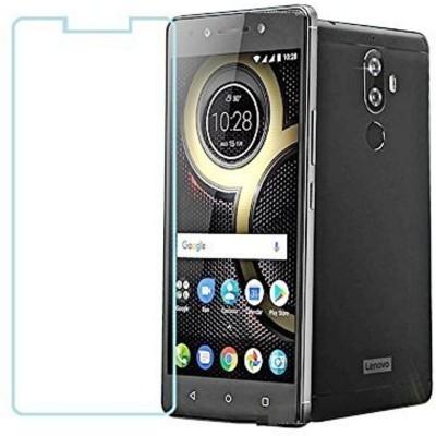 Hi Epower Tempered Glass Guard for Lenovo K8 Plus(Pack of 1)