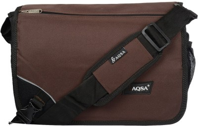 AQSA Brown Sling Bag