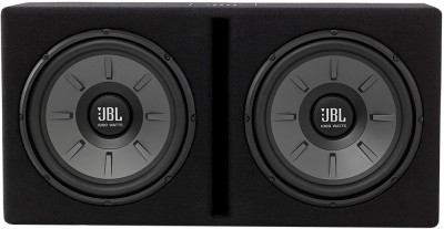 JBL Stage 1220B Series Subwoofer(Powered , RMS Power: 500 W)
