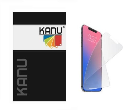 Kanu Tempered Glass Guard for Samsung Galaxy J7DUO(Pack of 1)