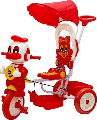 sndp Baby Tricycle Play Baby Tricycle for Kids/Baby for 1to 5 Years tricycle65 Tricycle(Multicolor)