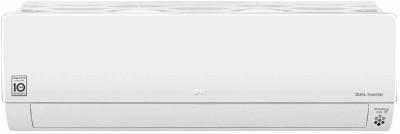 LG 1 Ton 5 Star Inverter AC  - White(KS-Q12ZWZD, Copper Condenser)   Air Conditioner  (LG)