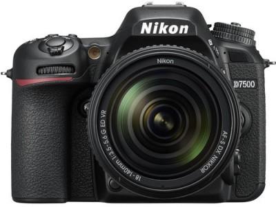 Nikon D5300 DSLR Camera AF-S DX NIKKOR 18-140mm f/3.5-5.6G ED VR Kit (16 GB SD Card + Camera Bag)(Black)