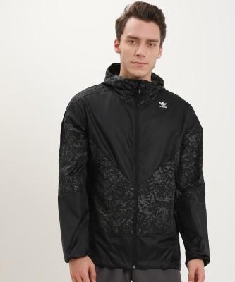 ADIDAS ORIGINALS Full Sleeve Printed Men Jacket at flipkart